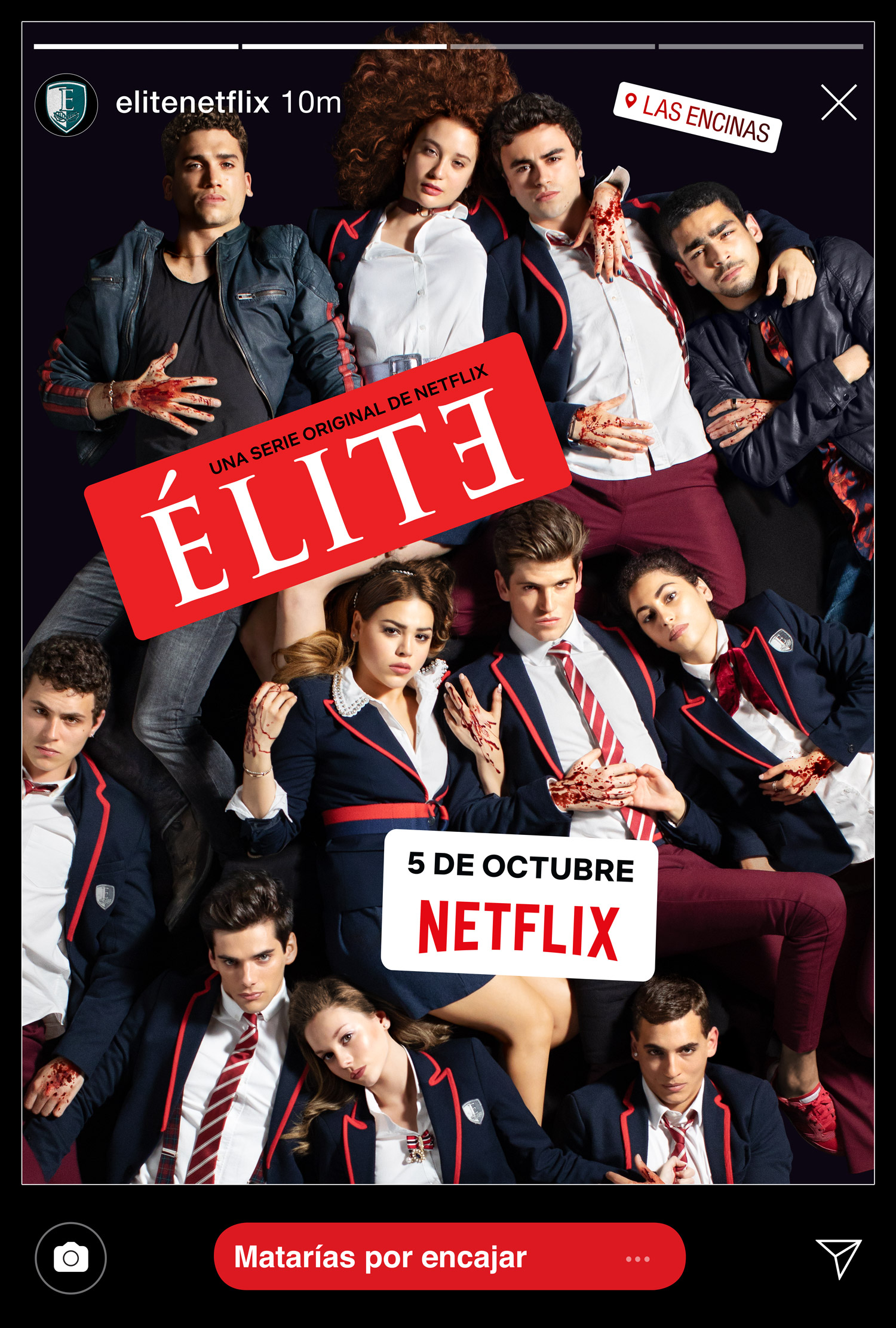 Elite Netflix Aftershow